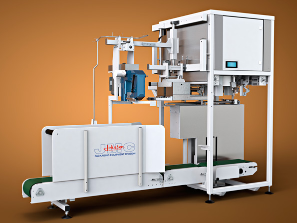 3D rendering for Johnsen Machine Company and JMC Packaging