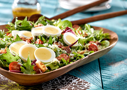 Video production Egg Farmers of Ontario Summer Salads YouTube
