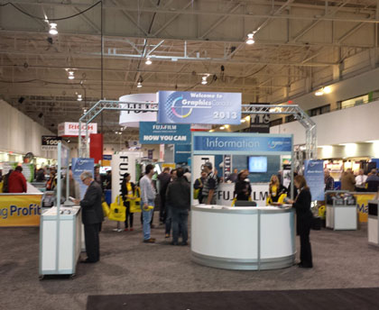Graphics Canada printing technology convention