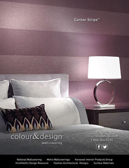 Advertisement design interior design product