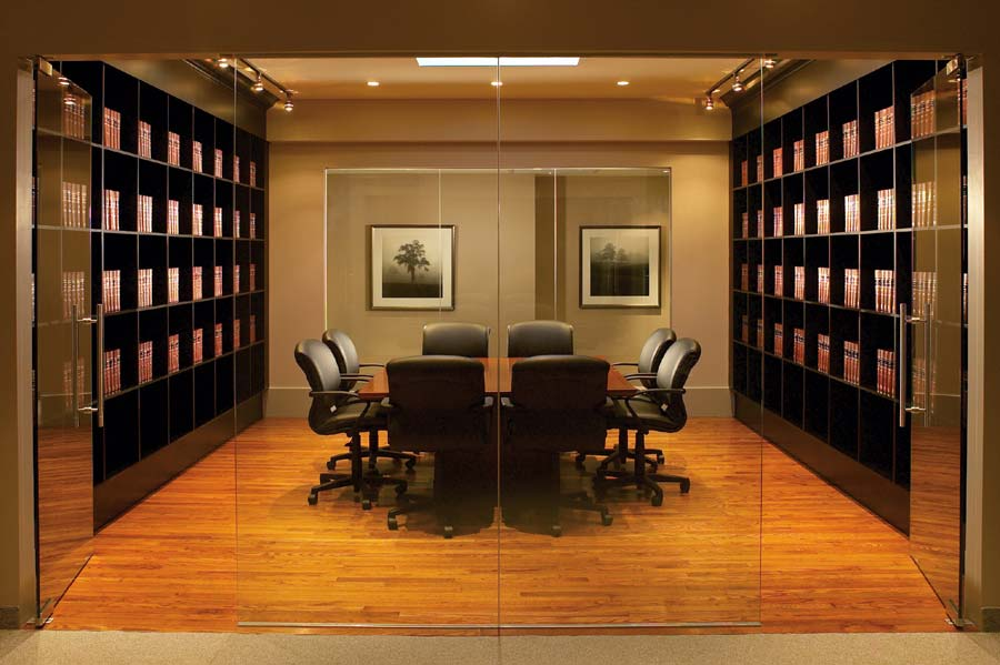 Boardroom photography for business