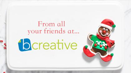 Happy holidays Bcreative